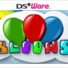 Bloons (DS) game cover art