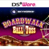Boardwalk Ball Toss (DS) game cover art
