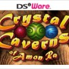 Crystal Caverns of Amon-Ra (DS) game cover art