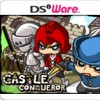 Castle Conqueror (DS) game cover art