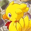 Chocobo to Mahou no Ehon: Majo to Shoujo to Go-nin no Yuusha artwork