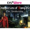 Chronicles of Vampires: The Awakening (DS) game cover art