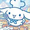 Cinnamoroll: Ohanashi shiyo! - Kira Kira DE Kore Cafe artwork