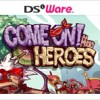 Come On! Heroes (DS) game cover art