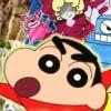 Crayon Shin-Chan Shokkugan! Densetsu o Yobu Omake Daiketsusen!! (DS) game cover art