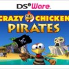 Crazy Chicken: Pirates artwork