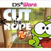 Cut the Rope (DS) game cover art