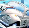Disney's Herbie: Rescue Rally (DS) game cover art