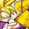 Dragon Ball Z: Harukanaru Densetsu (DS) game cover art