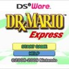 Dr. Mario Express (DS) game cover art
