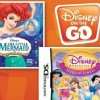 Disney's The Little Mermaid: Ariel's Undersea Adventure / Princess: Magical Jewels (DS) game cover art
