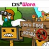 Don't Feed The Animals (DS) game cover art