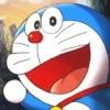 Doraemon: Nobita to Midori no Kyojinden DS (DS) game cover art