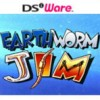 Earthworm Jim (DS) game cover art