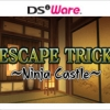 Escape Trick: Ninja Castle (DS) game cover art