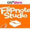 Flipnote Studio (DS) game cover art