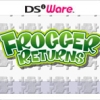 Frogger Returns (DS) game cover art
