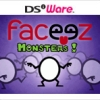Faceez: Monsters! (DS) game cover art