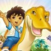 Go, Diego, Go!: Great Dinosaur Rescue (DS) game cover art