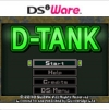 G.G Series: D-Tank (DS) game cover art
