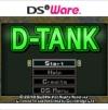 G.G Series: D-Tank artwork