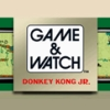 Game & Watch: Donkey Kong Jr. (DS) artwork
