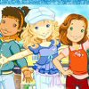 Holly Hobbie & Friends (DS) game cover art