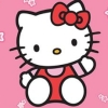 Hello Kitty Daily artwork