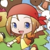 Harvest Moon DS: Sunshine Islands (DS) game cover art