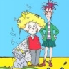 Horrid Henry artwork