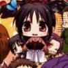 Hakuouki: Yuugi Roku DS (DS) game cover art