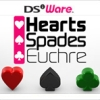 Hearts Spades Euchre (DS) game cover art