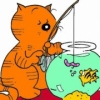 Heathcliff! Frantic Foto artwork