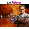 Hell's Kitchen Vs. (DS) game cover art