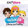 Hellokids - Vol. 1: Coloring and Painting (DS) game cover art