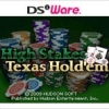 High Stakes: Texas Hold'em (DS) game cover art