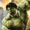 The Incredible Hulk artwork