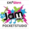 Jam Space: PocketStudio (DS) game cover art