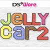 JellyCar 2 (DS) game cover art