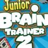 Junior Brain Trainer 2 (DS) game cover art