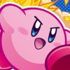 Kirby Mass Attack artwork