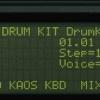 KORG M01 Music Workstation artwork