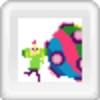 Korogashi Puzzle: Katamari Damacy artwork