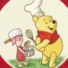 Kuma no Pooh-San: 100 Acre no Mori no Cooking Book (DS) game cover art