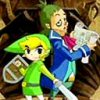 The Legend of Zelda: Phantom Hourglass (DS) game cover art