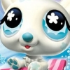 Littlest Pet Shop: Winter (DS) game cover art
