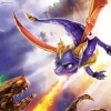 The Legend of Spyro: Dawn of the Dragon (DS) game cover art