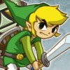 The Legend of Zelda: Spirit Tracks (DS) game cover art