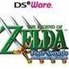 The Legend of Zelda: Four Swords Anniversary Edition artwork