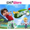 Let's Golf (DS) game cover art
